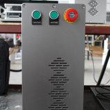 ABS van pvc PE Teller van de Laser van de Vezel van het Roestvrij staal de Mini Afneembare
