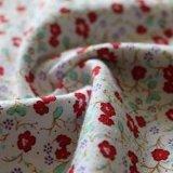De tecido de algodão, tecido Denin, tecido de impressão, de fios de tecido tingidos, PU Caoting, tecido de malha, pedaço de tecido tingidos