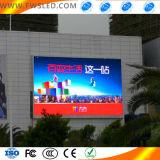 Schermo di visualizzazione pieno del LED del video a colori di elettronica esterna
