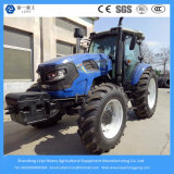 New155HP Drijf LandbouwLandbouwbedrijf met 4 wielen/MiniTractor Farming/Garden/Lawn/Compact met Dieselmotor
