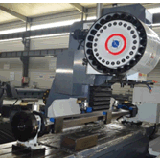 CNCのアルミニウム自動車部品のマシニングセンター- Pzb-CNC6500s