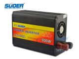 Suoer Fabrik-Preis 500W Gleichstrom 12V Inverter-Sonnenenergie-Inverter zum Wechselstrom-220V (SKA-500A)