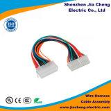 Harness de cableado plano de la cinta gris de la asamblea de cable de SMA TNC