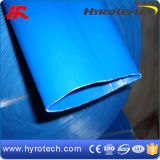 Rouge et Bleu Couleur de PVC Layflat Tuyau