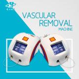 最もよい価格の血管の損害のくもは取り外しのダイオードレーザーを張りめぐらす