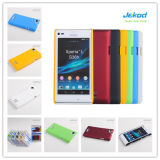 소니 S36h/Xperia L/C210X용 화려한 하드 PC 휴대폰 덮개