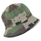 カスタム広い縁ハンチング帽子のCamoのバケツの帽子