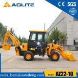 Сад Aolite трактор погрузчик с обратной лопатой 1200 кг