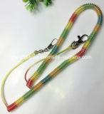 보호 S-057를 위한 강한 철회 가능한 나선형 밧줄 안전 Rope&Belt
