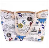 Zak van het Strand van de Handtas van de Zak van het Canvas van de Handtassen van de vrije tijd de Nieuwe