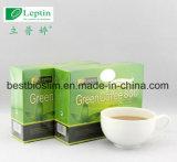 커피를 체중을 줄이는 도매가 자연적인 녹색 커피 800 Leptin
