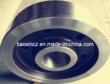 OEM ASTM 1060 Doble brida cielo Rail rueda forja