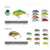 na atração aluída da pesca do gancho da alta qualidade Vmc da venda