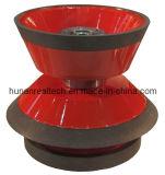 Алмазного шлифовального круга и CBN наружное кольцо подшипника колеса в остеклованные/полимера/металла бонд
