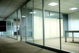 Abmontierbare Glastrennwände