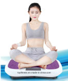 Rouleau-masseur à haute fréquence de plaque de vibration de machine de vibration de corps entiers