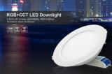 12W LEIDENE van RGB+CCT Downlight