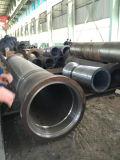 Molde de tubulação de ferro moldável de fundição centrífuga de forragem plana
