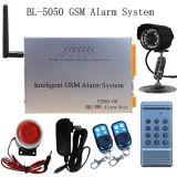 Système d'alarme SMS GSM (BL5050) Appareil photo