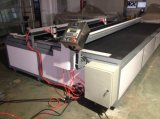 Table de découpe en verre Ce / Machine de coupe de verre semi-automatique