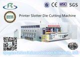 Alto livello automatico macchina di scanalatura tagliare & di stampa di Flexo