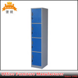 zoals-012 Kast de met vier deuren van de Opslag van het Metaal van het Kabinet van Kleren