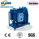 Machine de filtration d'huile lubrifiante de vide de Lvp