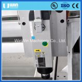 Wassererkühlung-Spindel CNC-Holz gravierte Granit-Ausschnitt-Schaumgummi Moding Maschine