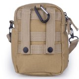Малая сумка плеча отдыха для перемещать, Hiking и напольное Activity-6pae