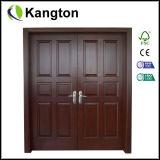 Hot Diseño Principal Puerta doble Puertas de madera ( puerta de madera )