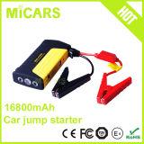 Аварийная ситуация автомобиля высокого качества оборудует стартер скачки батареи лития 12V миниый с компрессором воздуха