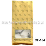Quad Sealed Valve Coffee Packaging Borse