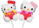 Marshmallow Pop met hand Decoratie