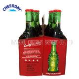 O OEM Abv4.8% bandejas de 330 ml de cerveja do vaso de Marca sorte