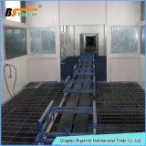 Strumentazione ad alta velocità di trattamento di superficie della strumentazione della verniciatura a spruzzo