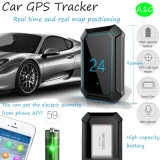 Hohe Kapazitäts-Batterie-Auto/Motorrad/Fahrzeug GPS-Verfolger (A10)