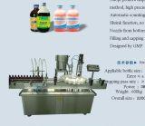 Máquina de relleno y que capsula automática para el líquido