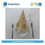 papel de 50g/55g/60g/70g Airlaid/papel de la servilleta para Dinnder