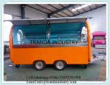 New Model Brakes Hot Dog Trailers