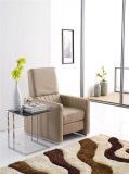 Mobília de couro do sofá de Italy do lazer (776)