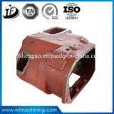 hierro fundido OEM Caja de velocidades de proceso de moldeado en arena verde