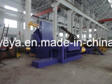 400ton機械(工場)を梱包する不用な金属のくず