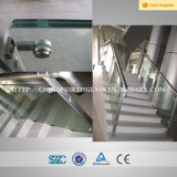6.38mm/8.38mm/10.38mm Laminated Tempered Glass