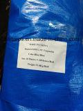 Feuille de bâche en polyéthylène, housse de bâche en bâche en plastique, bâche finie