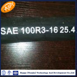 SAE100 R3 hydraulischer Gummikraftstoffschlauch
