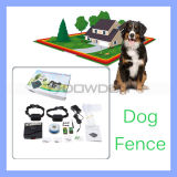 Untertage2500 Square Meter Electronic Pet Dog Fencing System mit 2 Rechargeable Collars