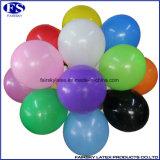 12 Ballon van de Partij van het Latex van de duim 3.2g de Standaard Kleurrijke Ronde