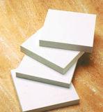 Classificare una scheda libera della gomma piuma del PVC per fare pubblicità
