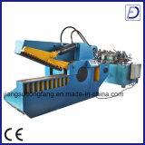 급사면 금속을 자르는 유압 사용된 금속 악어 깎는 기계