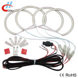 3528 LED фары /LED Angel глаза/Светодиодный индикатор автомобиля
